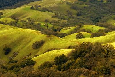 Diablo Winter Hills