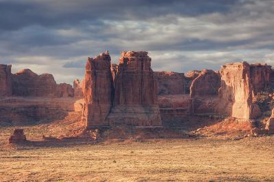 Morning Outside Moab, Utah