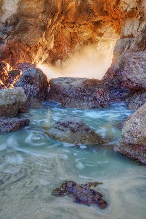 Dynamic Cove - Big Sur