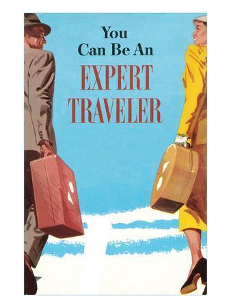 You Can Be an Expert Traveler