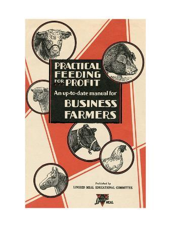Feeding Manual for Farm Animals