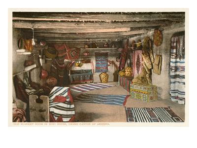 Basket Room, Hopi House, Grand Canyon