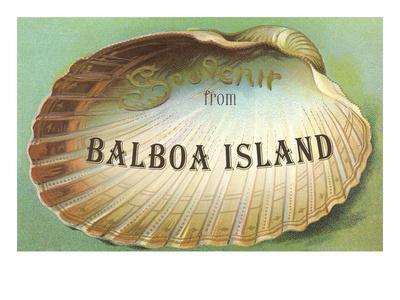 Souvenir from Balboa Island