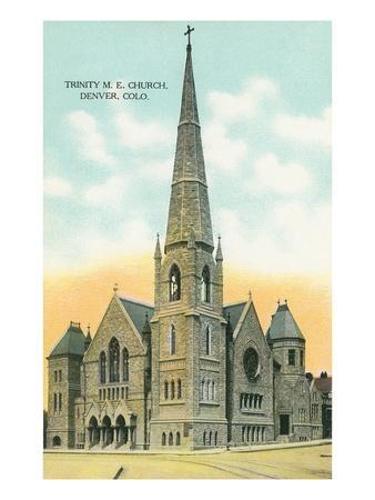 Trinity M.E. Church, Denver, Colorado