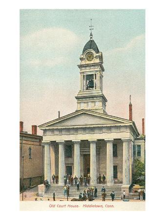 Old Courthouse, Middletown, Connecticut