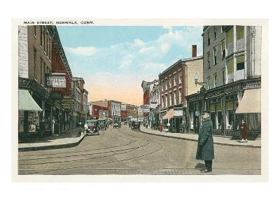 Main Street, Norwalk, Connecticut