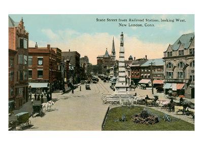 Downtown, New London, Connecticut