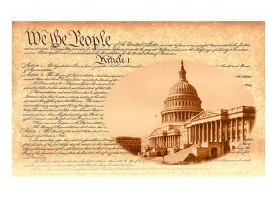 Constitution Preamble, Capitol