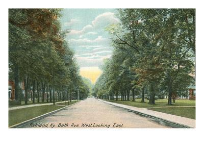 Bath Aveune, Ashland, Kentucky