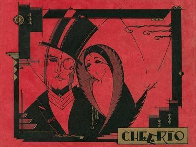 Patrician Couple for Other Era, Cheerio