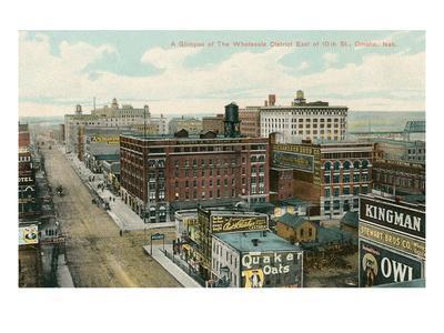 Wholesale District, Omaha, Nebraska
