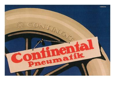 Ad for Continental Tires