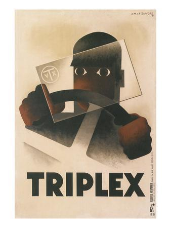 Poster for Triplex