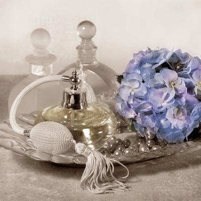 Hydrangea and Tray