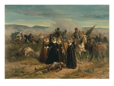 Mary Stuart and the Dying Douglas