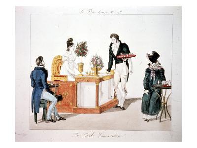 """La Belle Limonadiere"" (The Beautiful Lemonade Seller)"
