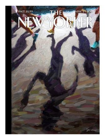 The New Yorker Cover - April 29, 2013