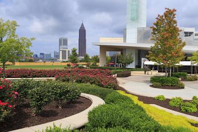 World of Coca Cola in Pemberton Park, Atlanta, Georgia, United States of America, North America