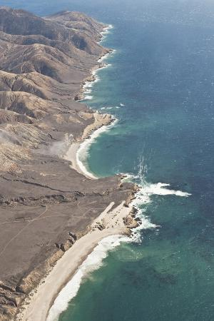 Aerial Photo of Santa Rosa, Channel Islands National Park, California, United States of America