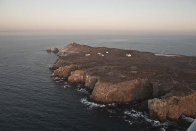 Aerial Photo of Anacapa, Channel Islands National Park, California, United States of America