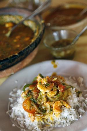 Moqueca Dish, Salvador (Salvador de Bahia), Bahia, Brazil, South America