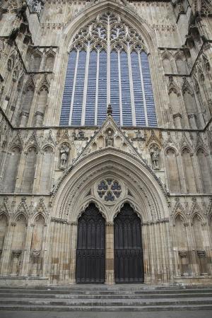 York Minster, York, Yorkshire, England, United Kingdom, Europe