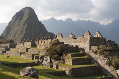 Machu Picchu, the Lost City of the Incas and Huayna Picchu Peak