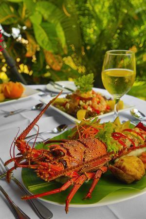 Cuisine, Lobster, Fiji