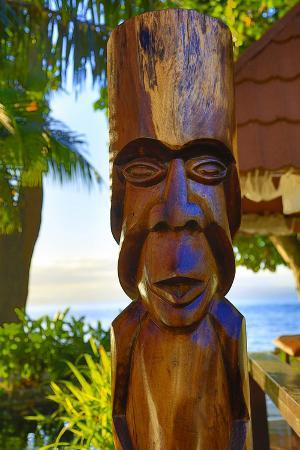 Tiki, Taveuni, Fiji