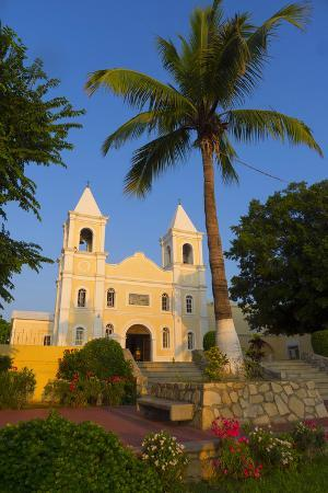 Parroquia San Jose Church, Mission Church, San Jose Del Cabo, Baja, Mexico