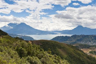 Lago De Atitlan (Lake Atitlan), Solola, Guatemala
