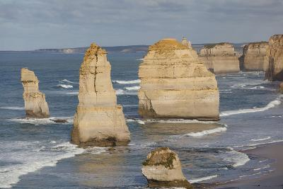 Coastline, 12 Apostles, Great Ocean Road, Port Campbell Np, Victoria, Australia