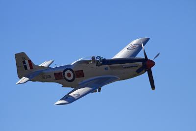 P-51 Mustang, American Fighter Plane, War Plane