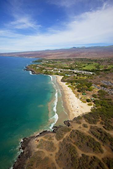 Hapuna Beach Prince Hotel Mauna Kea Beach Resort Kohala Big Island Hawaii Usa