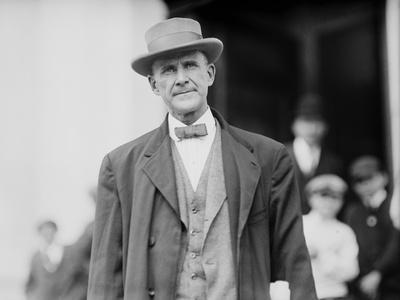 Eugene Debs Was a Founding Members of the Industrial Workers of the World