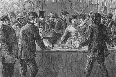 Victoria Woodhull, Notorious Radical Feminist Attempted to Vote in 1871