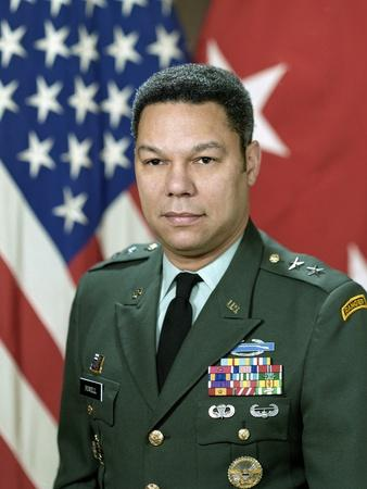 Major General Colin L. Powell, Nov. 21, 1984