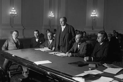 Clarence Darrow, Speaking to Congress Against Capital Punishment in 1926