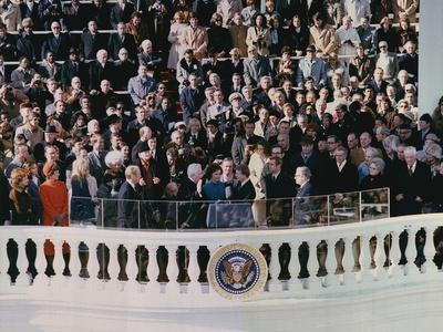 Jimmy Carter's 1976 Inauguration East Portico of the U. S. Capitol