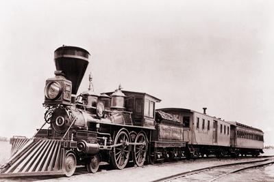 William Crooks' a 1861 Locomotive of the Great Northern Railway