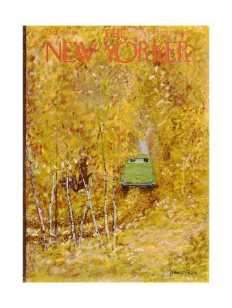 The New Yorker Cover - October 15, 1949