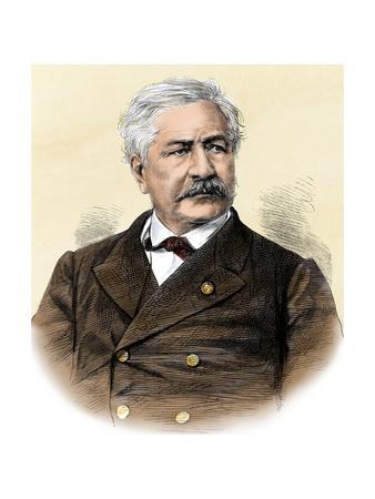 Ferdinand-Marie De Lesseps, Who Conceptualized the Suez Canal