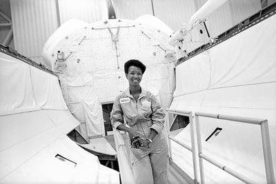 Mae Jemison Photographic Print by Michael Cheers at ...