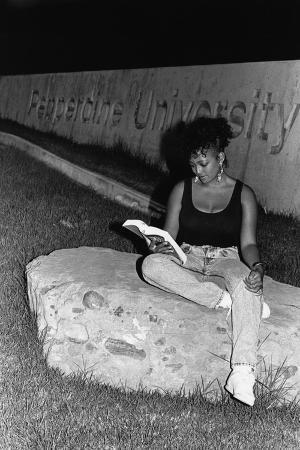 Kim Fields, 1987