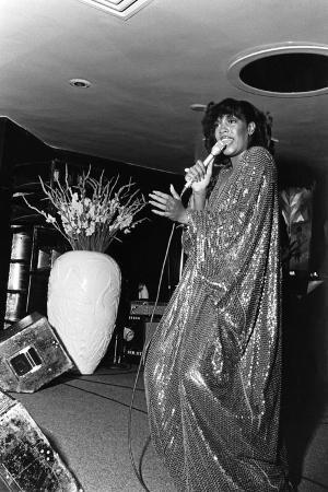 Mary Wilson, 1979