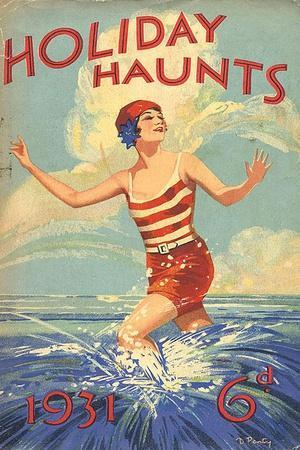 1930s UK Holiday Haunts Book Cover