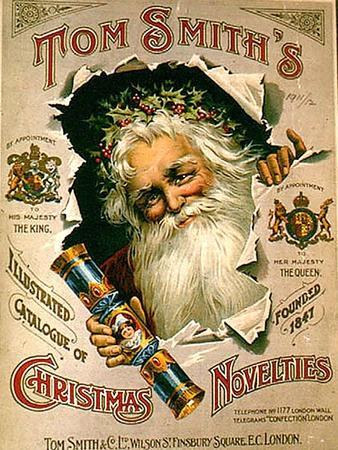 1900s UK Tom Smith's Catalogue Cover