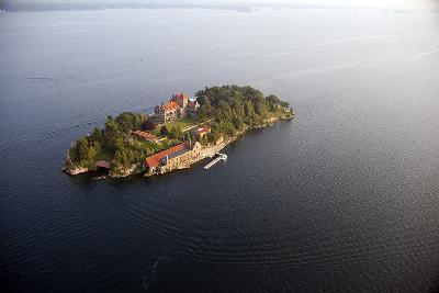 Singer Castle On Dark Island in Thousand Islands