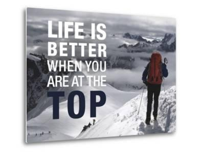 Life is Better at the Top