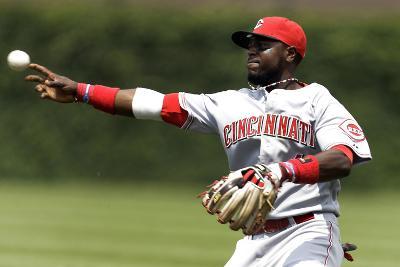 Chicago, IL - June 12: Cincinnati Reds v Chicago Cubs, Brandon Phillips